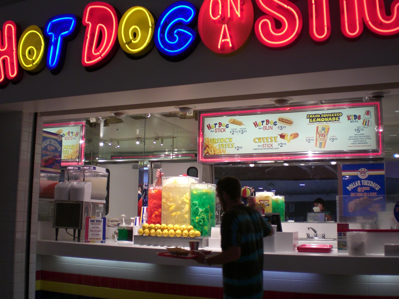 Lucky Dog Hot Dog Franchise