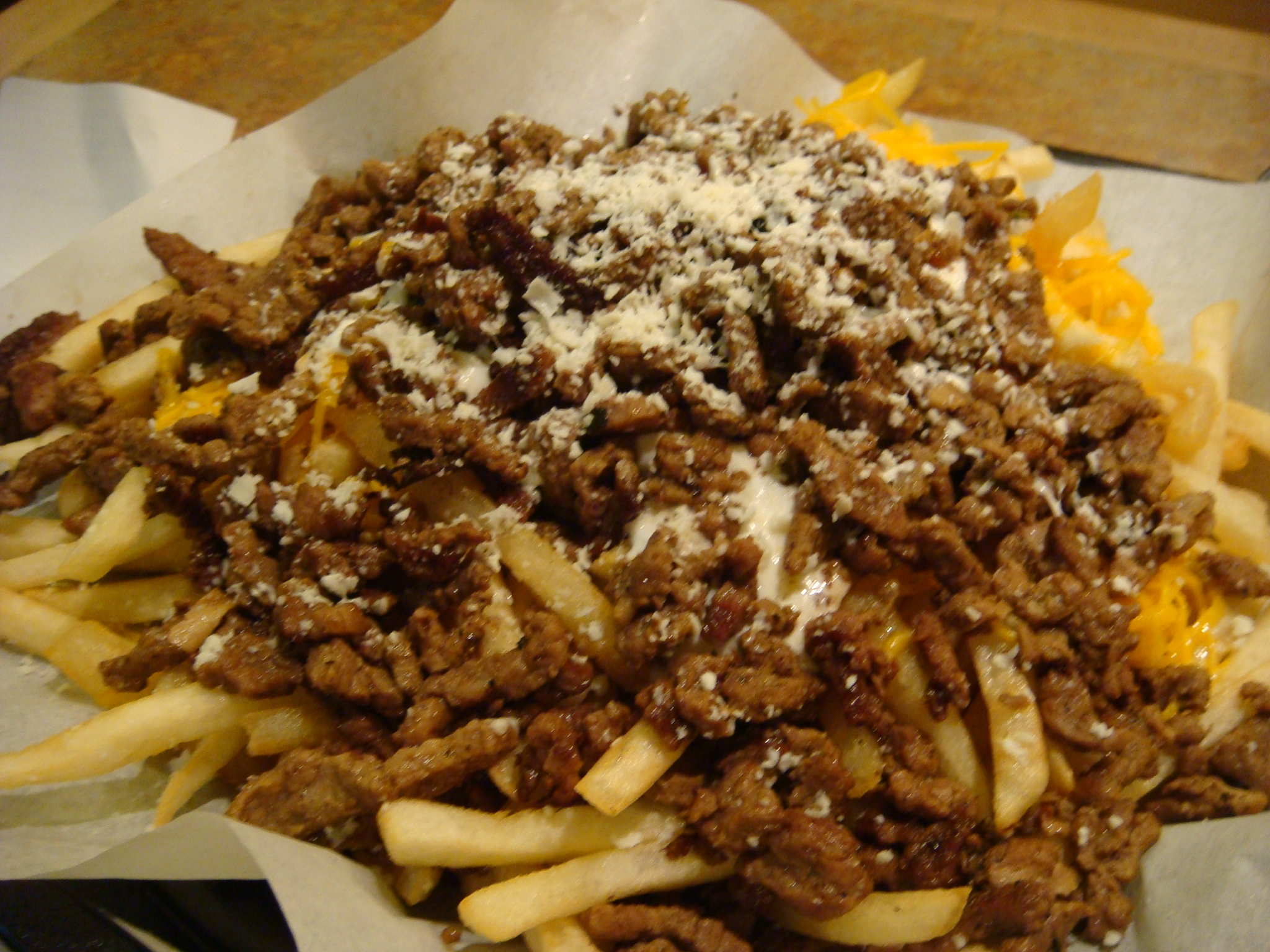 Carne asada fries sound really good right about now | IGN Boards